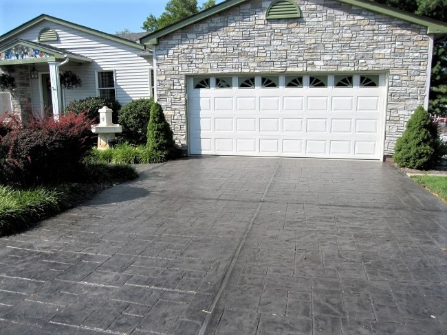 concrete driveway cost cincinnati