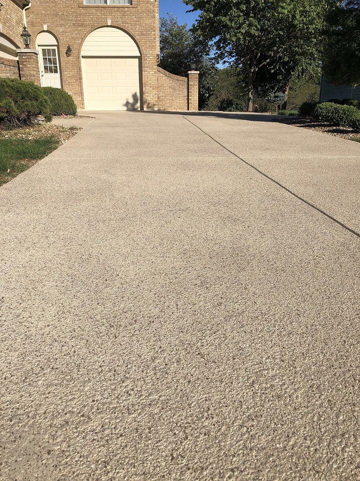 concrete driveways cincinnati