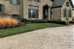 stamped concrete overlays cincinnati