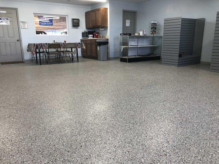 epoxy floorings cincinnati