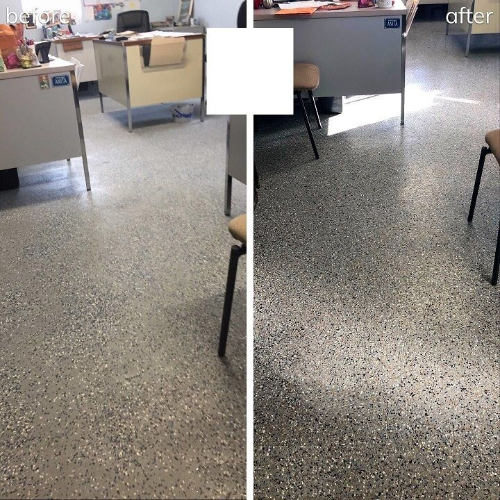 epoxy floors contractor cincinnati