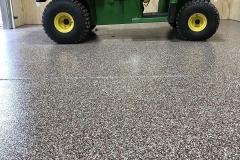 epoxy garage floor coast cincinnati