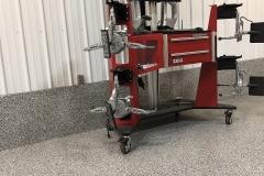 epoxy garage flooring cincinnati