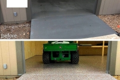 garage flooring installations cincinnati