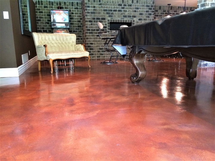 basement staining cincinnati