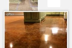 stained concrete floors cincinnati