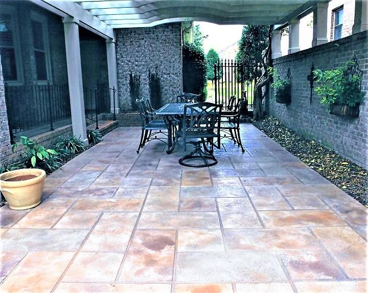 concrete patio cost cincinnati
