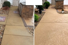 concrete walkway contractor cincinnati