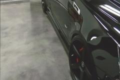 smooth epoxy garage