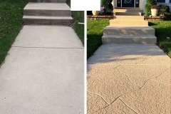 concrete walkway repair cincinnati