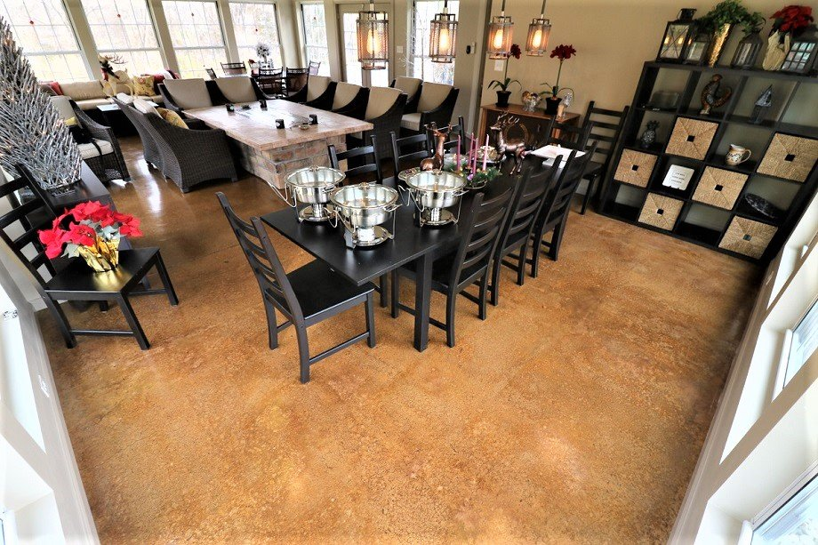 residential interior floor cincinnati