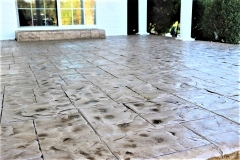 stained concrete patio cincinnati