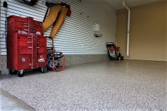 epoxy garage floors cincinnati
