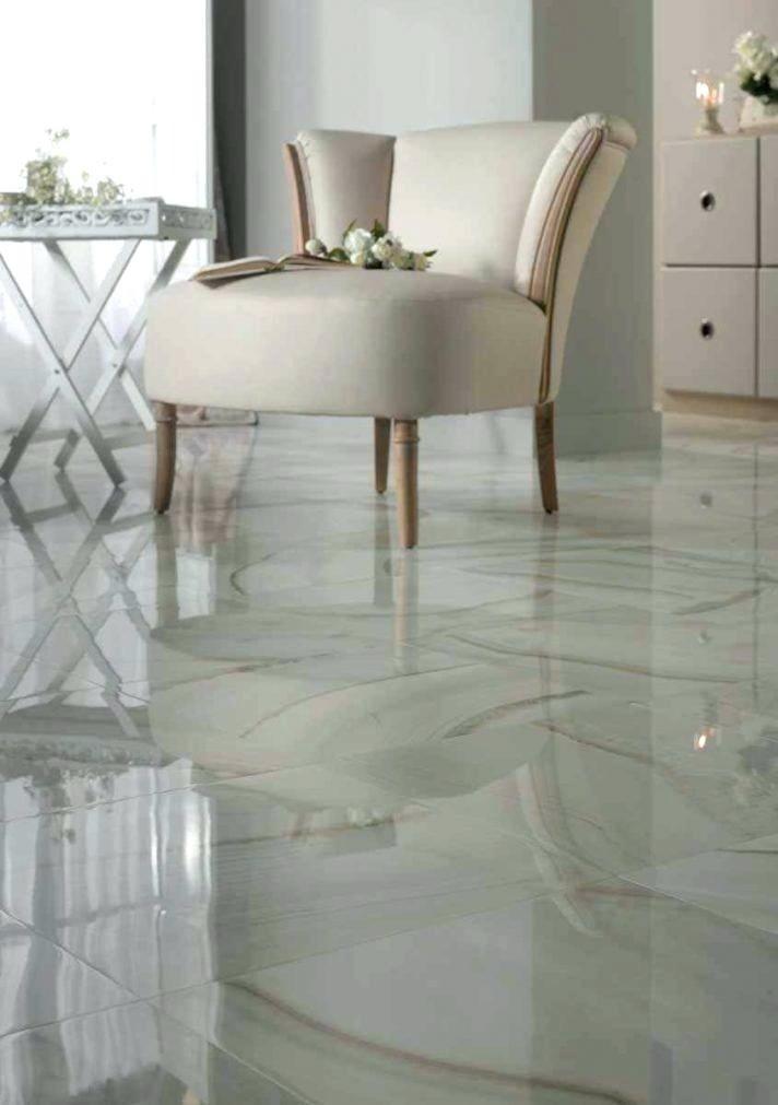 Marble-Like Flooring
