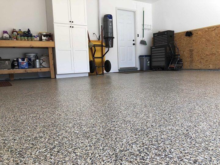 garage floor epoxy cincinnati